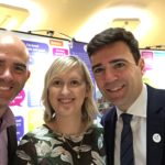 Rob, Erin, Andy Burnham